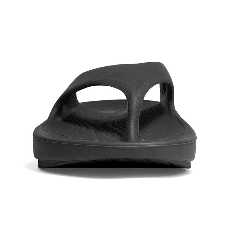 2ac91767f h m s Remaining. OOFOS OOriginal Black Thongs Shoes Arch Support Waterproof  ...