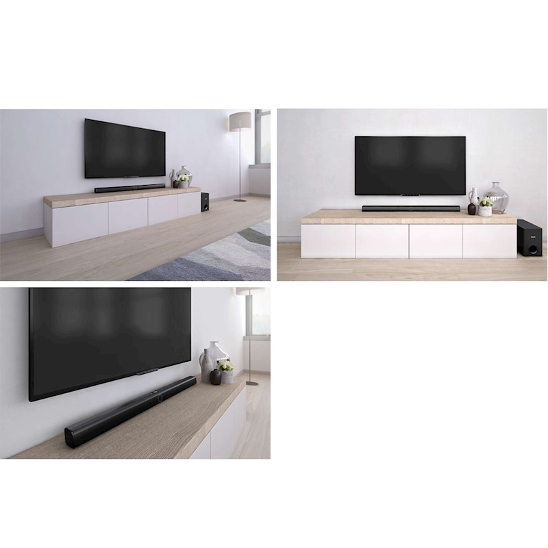 9d9684ac351 h m s Remaining. Philips Htl2193B Bluetooth Soundbar Speaker Surround Sound  Bar System Sub Woofer