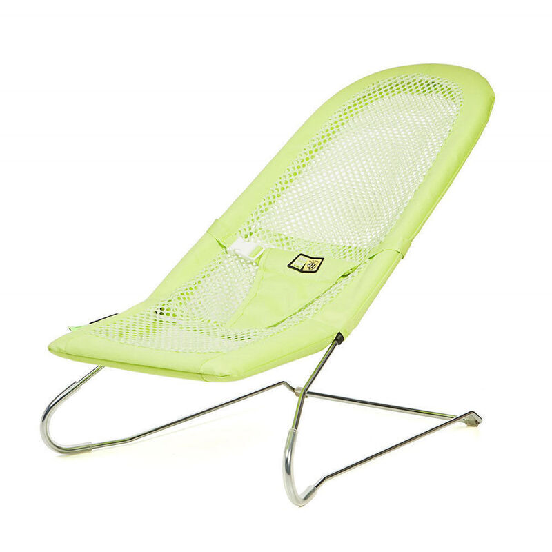 7c32ae4bf2c Vee Bee Serenity Green Infant Baby Bouncer Chair Seat Bouncing ...