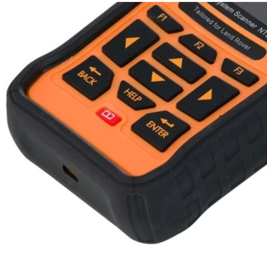 Foxwell Nt510 Obd2 Obd1 Scan Tool For Land Rover And Jaguar - Open Box