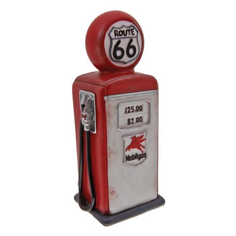 Route 66 Fuel Bowser Led Table Lamp Buy Novelty Lamps
