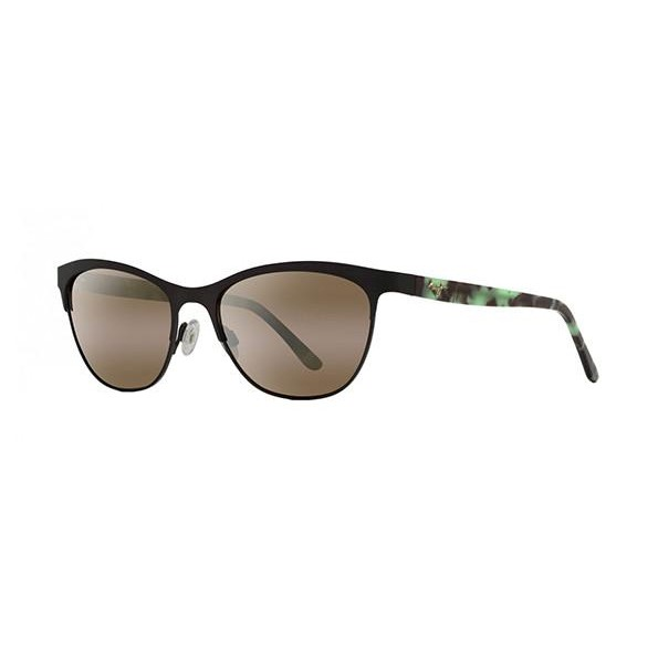 dc97fc4bf8 Maui Jim Popoki - Satin Dark Gunmetal (Maui Rose Polarised Lens ...