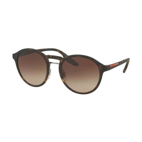 094c52c0664 Prada PS01SS 53mm - Havana Rubber (Brown Shaded Lens) Mens ...