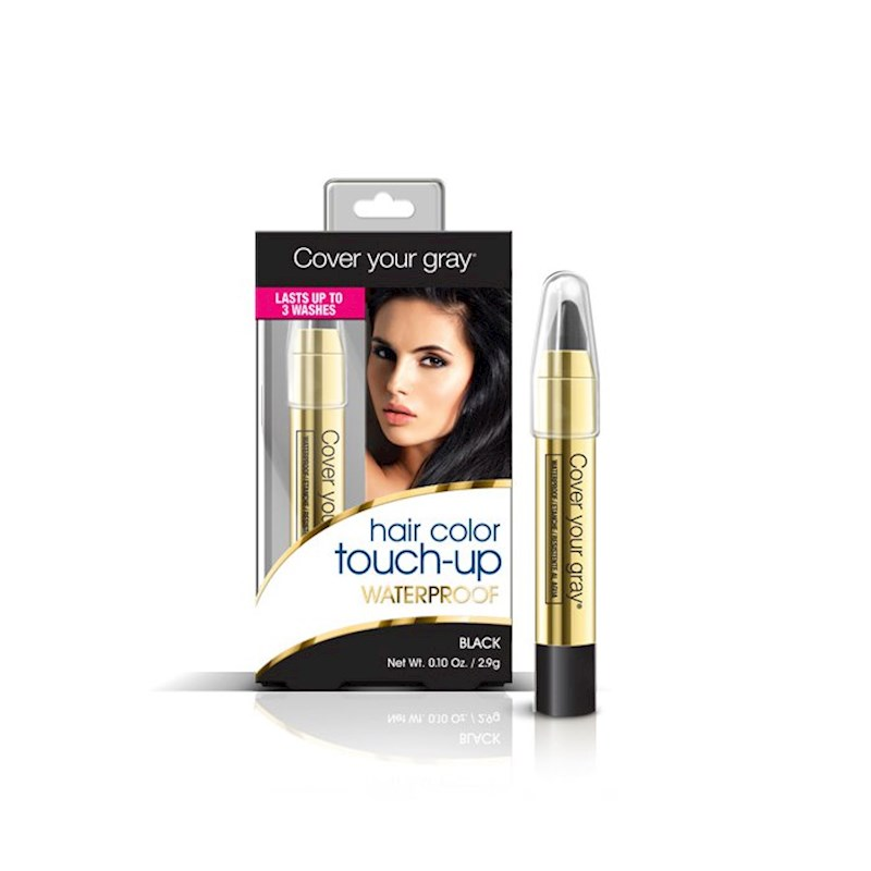 Cover Your Gray Hair Colour Waterproof Chubby Pencil Black 29g