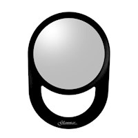Double Sided Magnifying Makeup Mirror W Led Light Buy