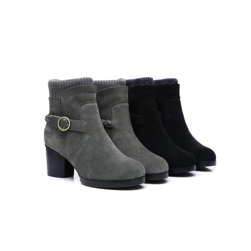 c257f0d5298 Ever UGG Boots Buckle Nicole #11750