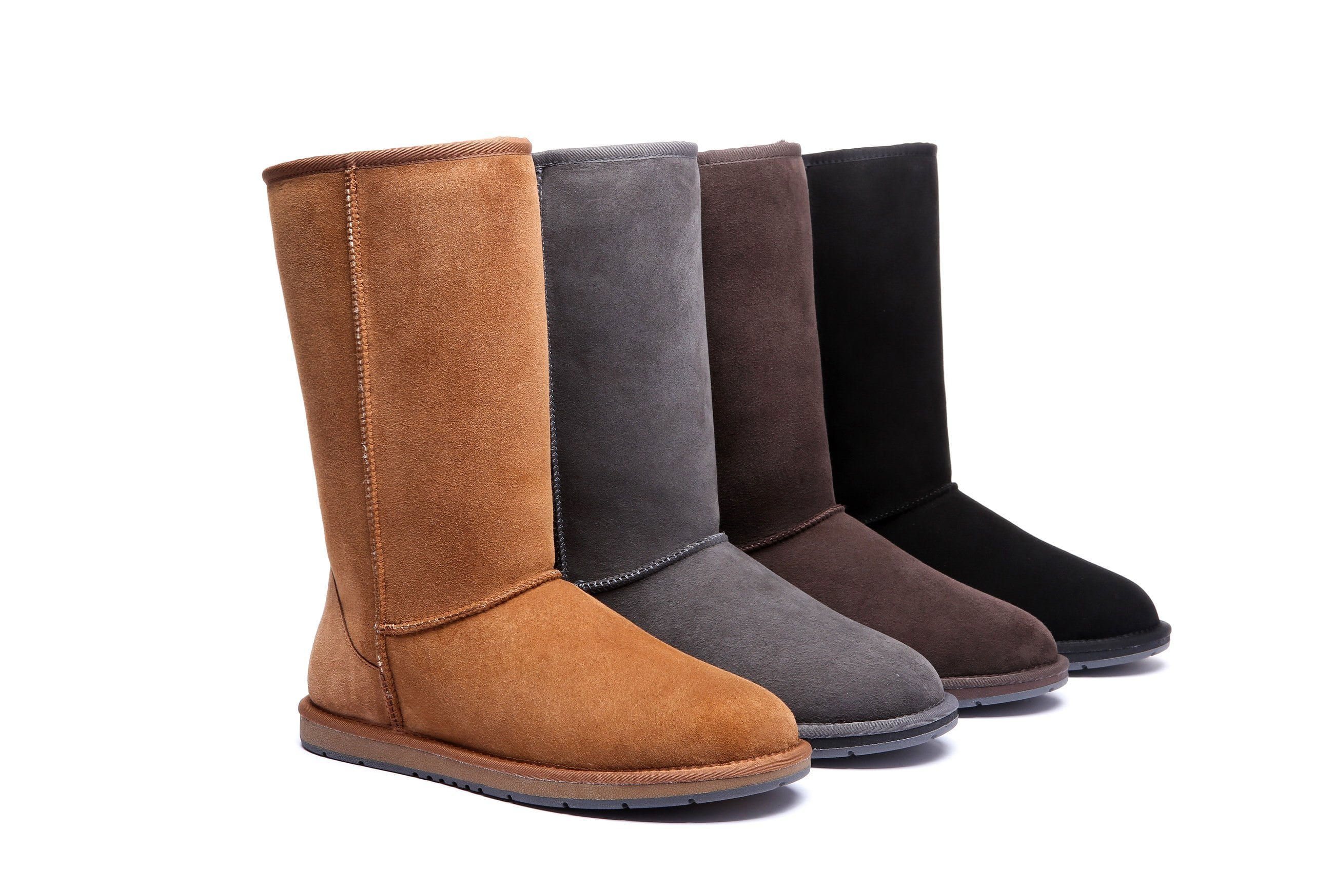 aa5208c8baf UGG Boots Australia Premium Double Face Sheepskin Tall Classic Water  Resistant #15901