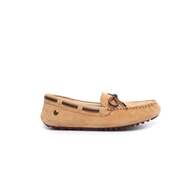 28be6753213 Ever UGG Ladies Summer Lace Moccasins 11622