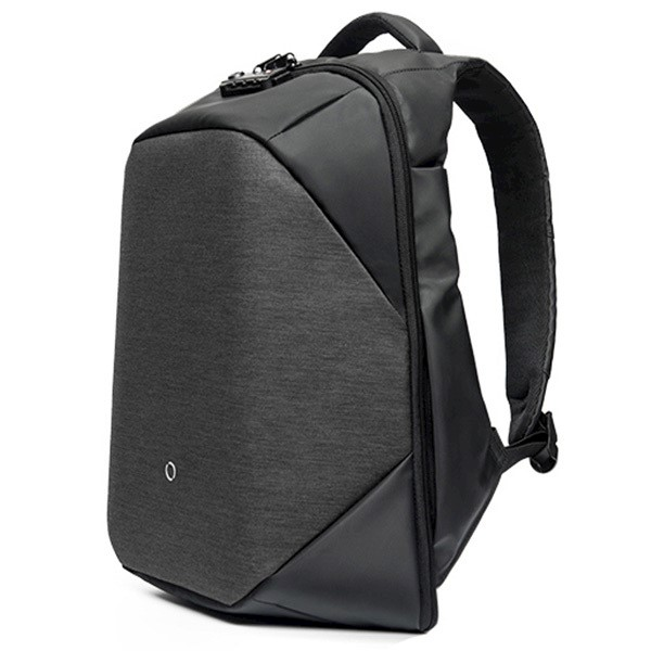 c623d9fc7842 CLICK High End Version 15.6inch Anti Theft USB Laptop Backpack Waterproof  Nylon Storage Rucksack