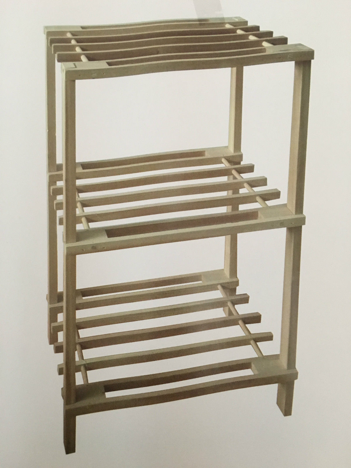 TIMBER SHELF 40Tier Storage Wooden Display Stand Wood Indoor Home Mesmerizing Soap Display Stands