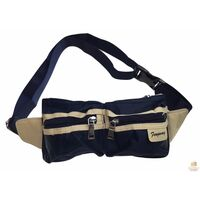fb2f91bfb6f9 BUM BAG Waist Belt Pouch Travel Hiking Zip Pock.