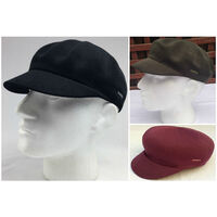 ef391c957 KANGOL Sound Wave Colette K1701FA Hat Cap Trilby Unique Centre Dent ...
