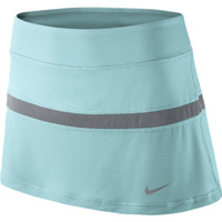 NIKE Women's Court Tennis Skirt Sports Skort - Turquoise