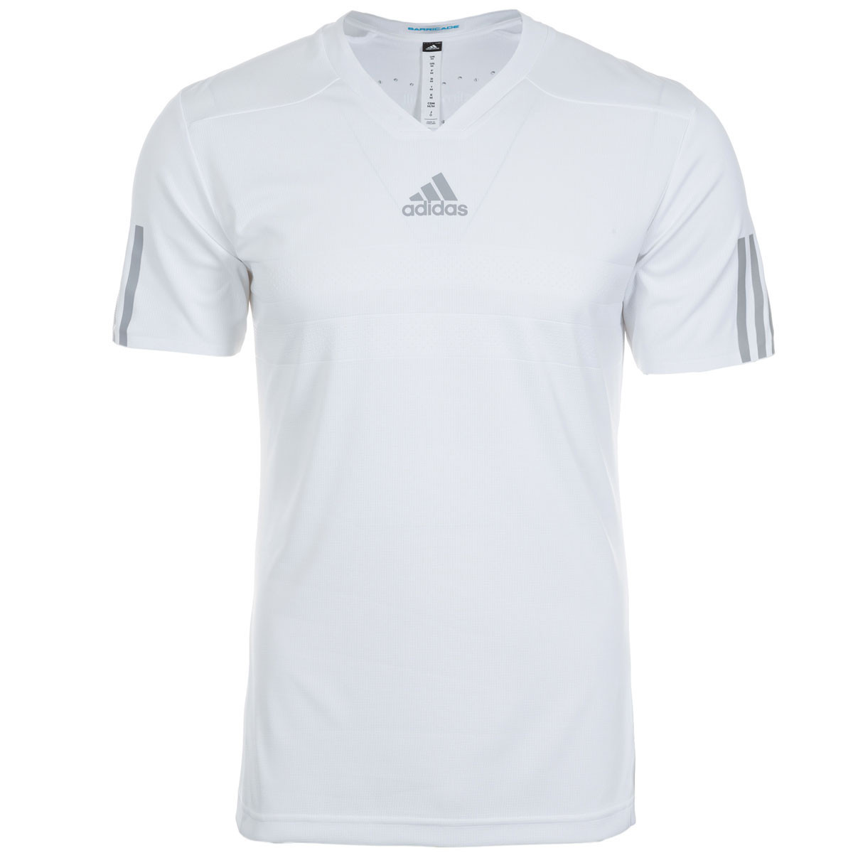 164b97fc2abfcd h m s Remaining. Adidas Men s Andy Murray Barricade T-Shirt ClimaChill Tee  White Sports Athletic