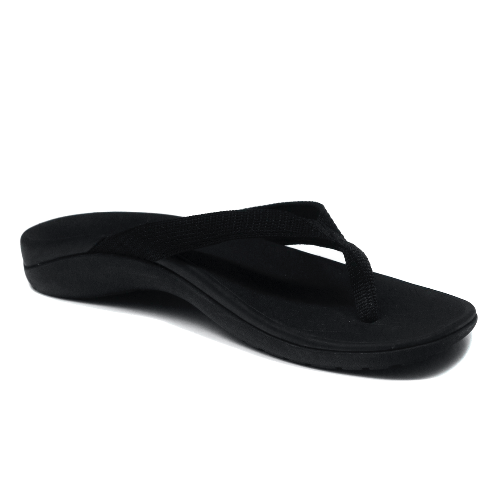 2082ed9d082232 AXIGN Basic Orthotic Arch Support Flip Flops Sandal Thongs w Strap ...
