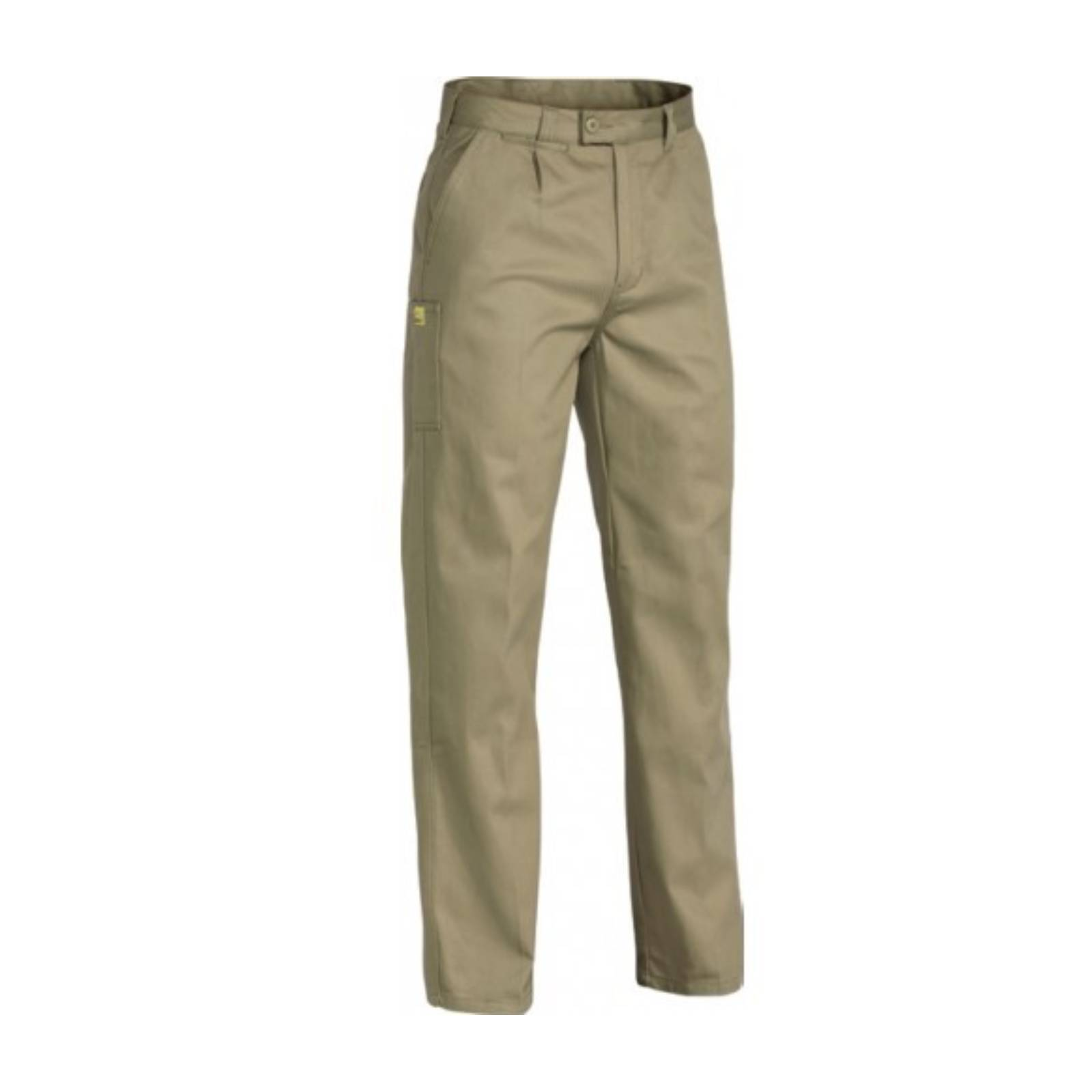 Bisley Men S Insect Protection Drill Work Pants Trousers Khaki