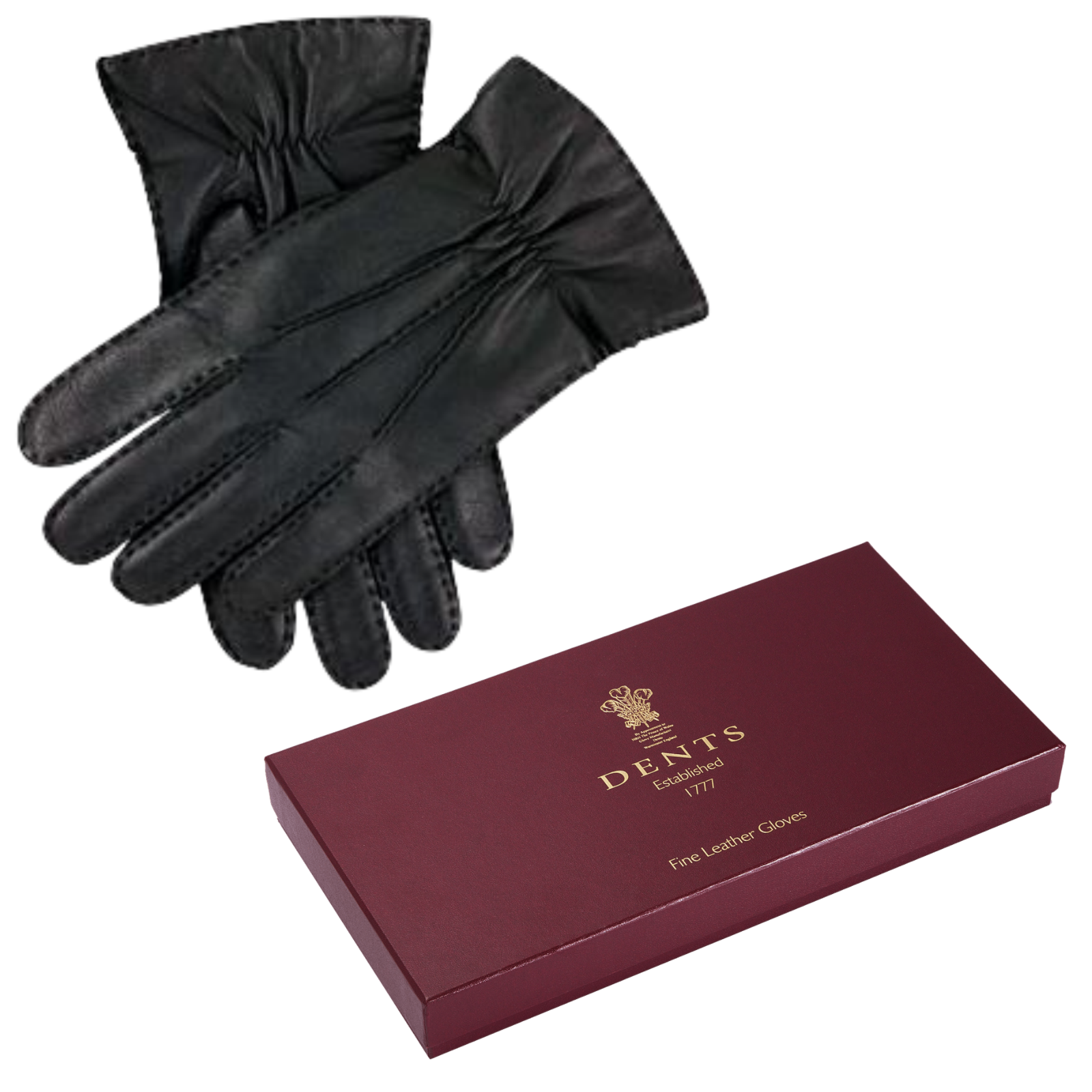 938a96902 h m s Remaining. DENTS Men's Premium Kangaroo Leather Cashmere Lined Gloves  Winter Gift - Black