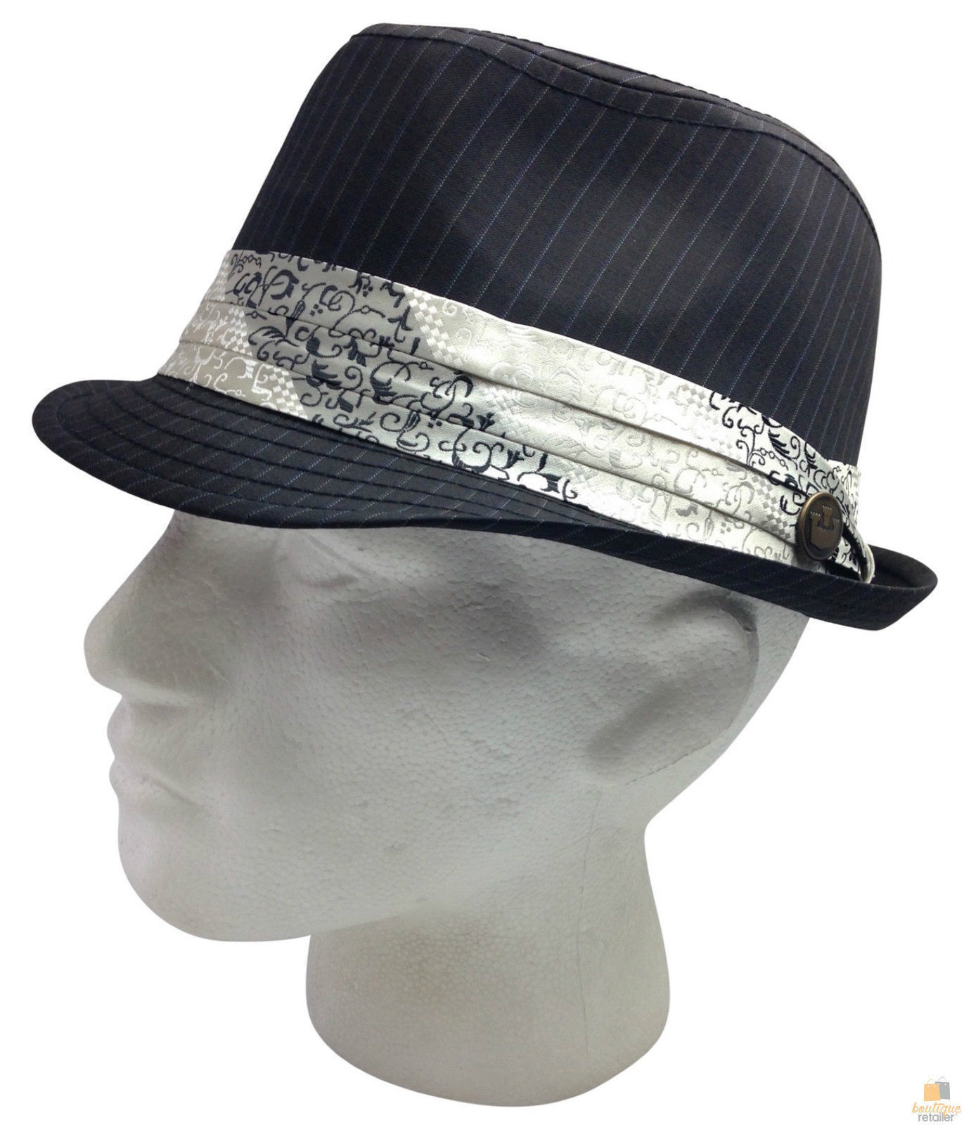 h m s Remaining. GOORIN BROTHERS Moretti Trilby Fedora Hat Bros Wool ... 4f5c988c5d2