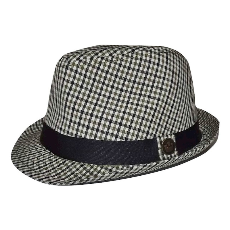 e961dbf69c3 GOORIN BROTHERS The South Trilby Fedora Warm Hat Bros 100-4075 ...