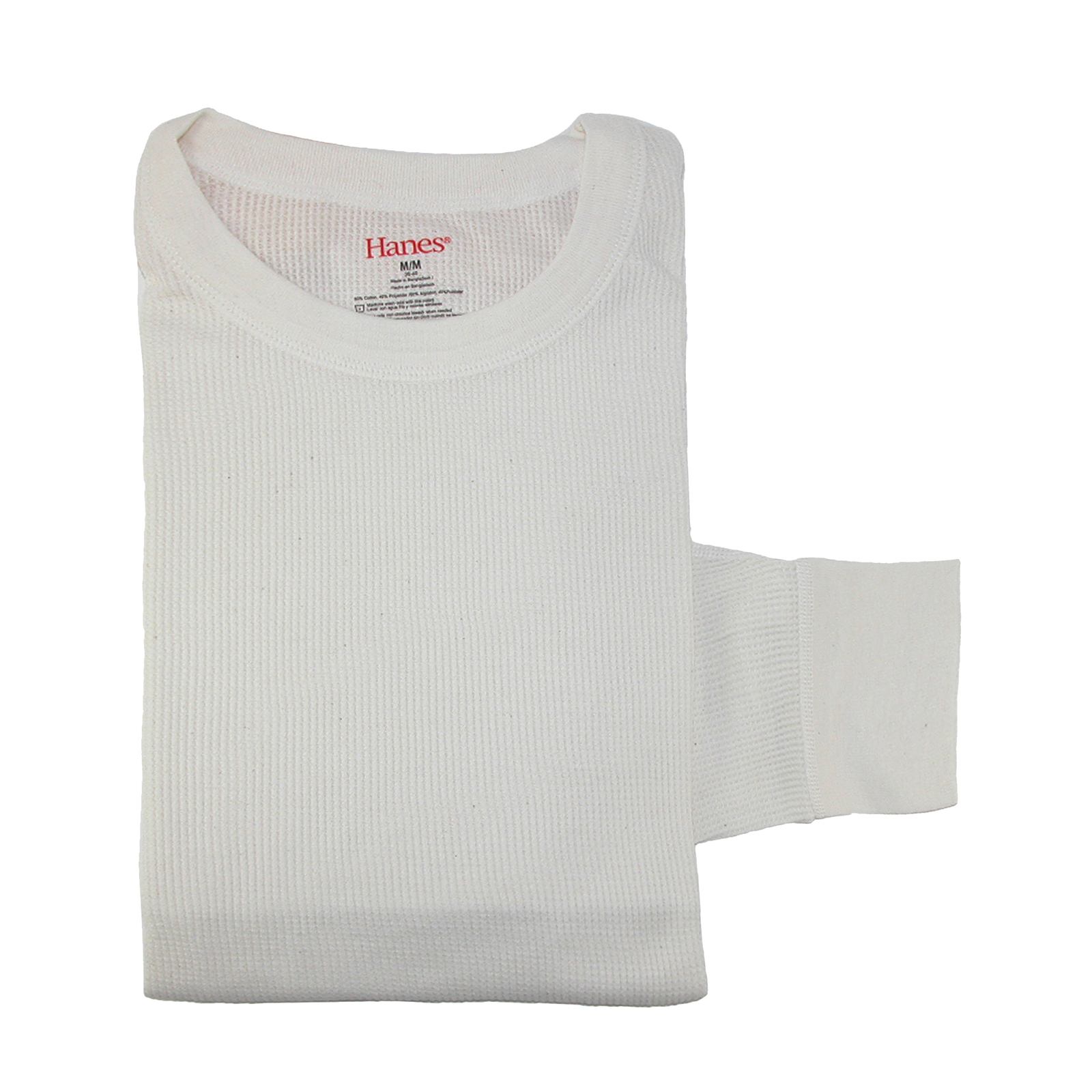 a95a670b49246 h m s Remaining. HANES Men s Thermal Crew Neck Cotton Long Sleeve Top ...