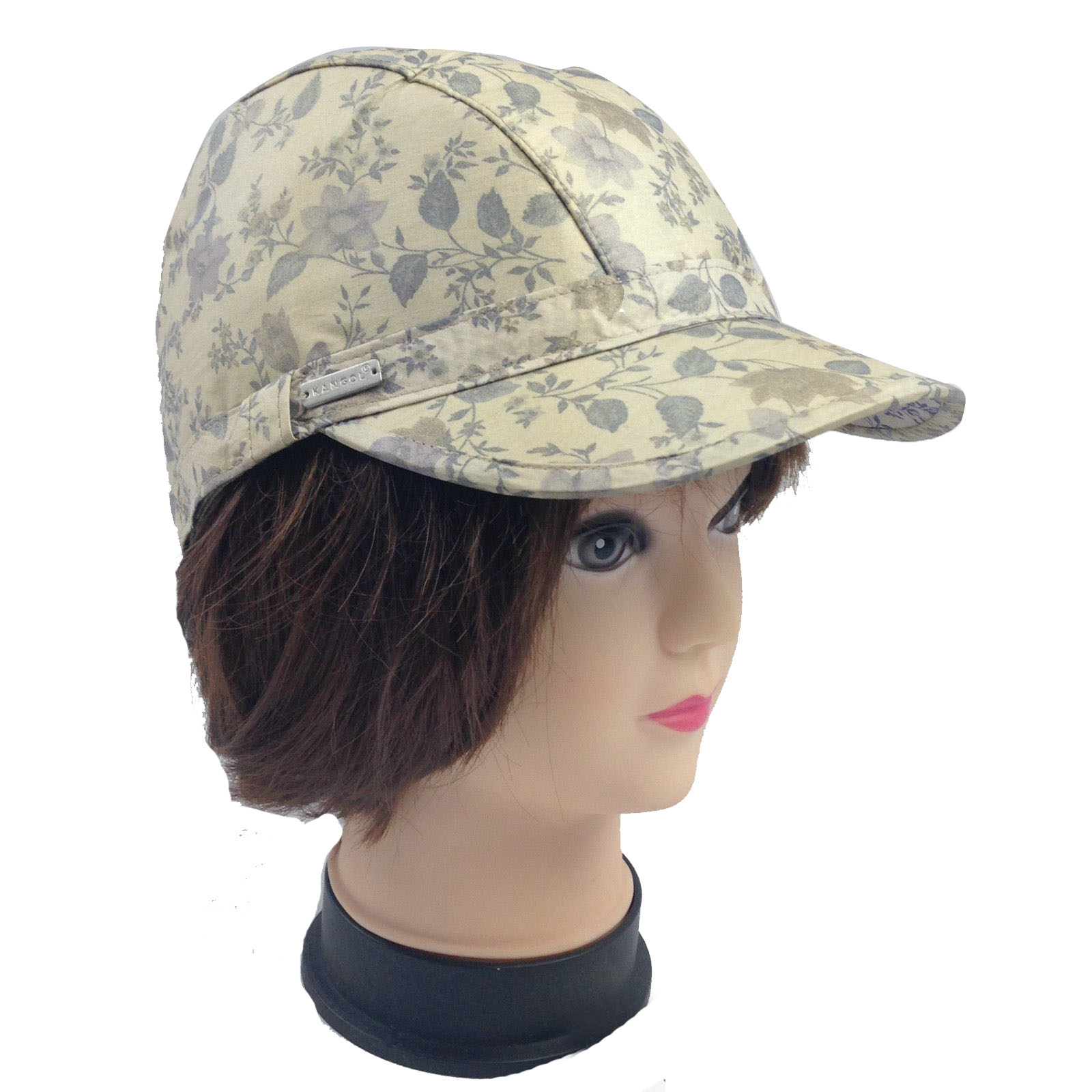 KANGOL Vintage Floral Colette Womens Hat MADE IN ITALY Quality ... 47538bc8fd9