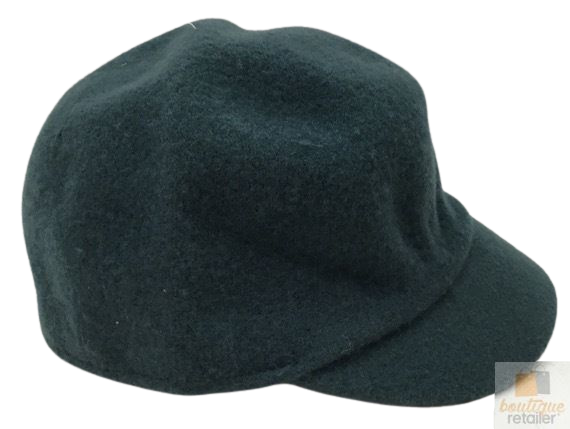 0b5bbb2272d909 KANGOL Wool Stingy Space Cap Amazon Green Blue 6907BC Warm Winter ...