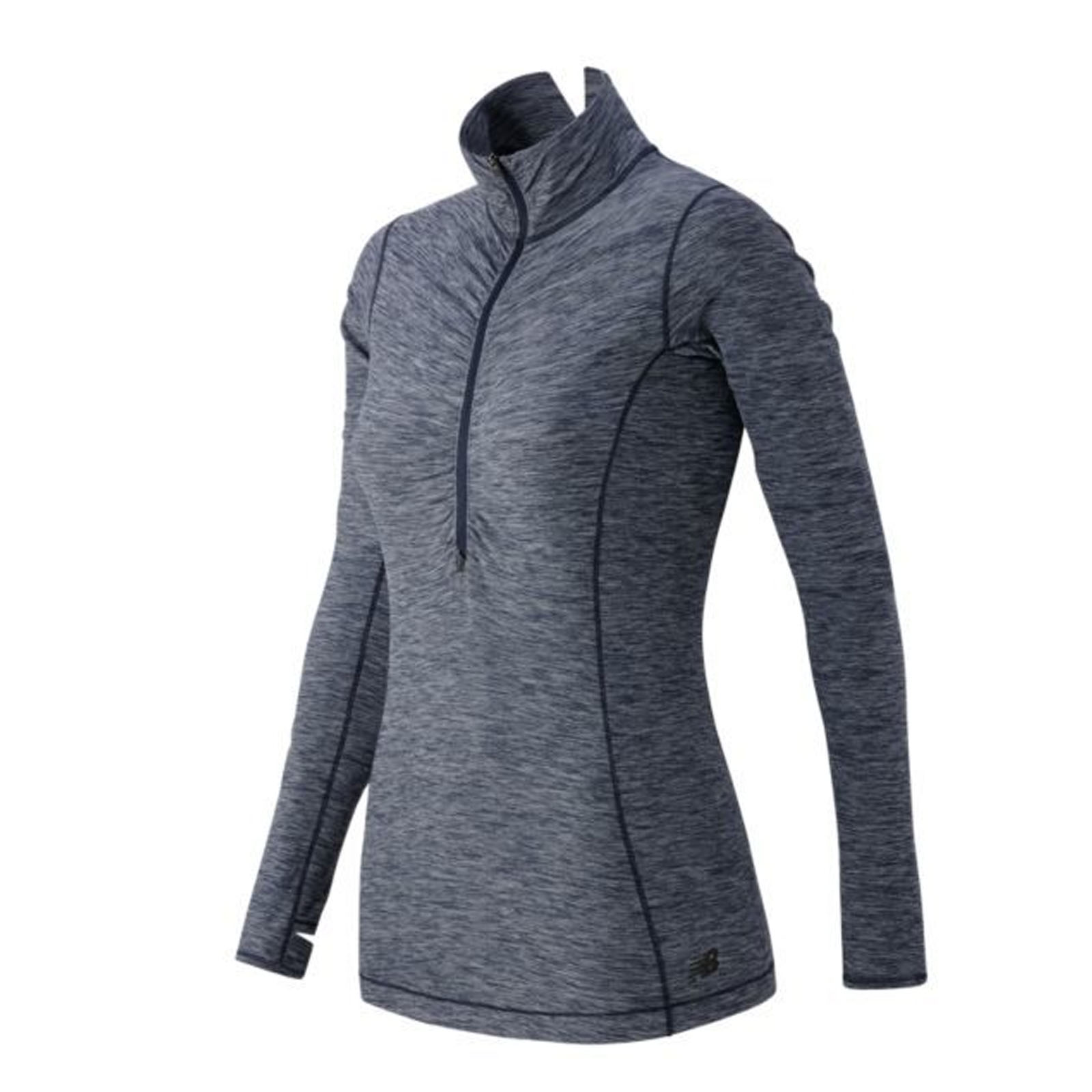 bed7f21e75b85 h m s Remaining. NEW BALANCE In Transit Half Zip Activewear Gym ...