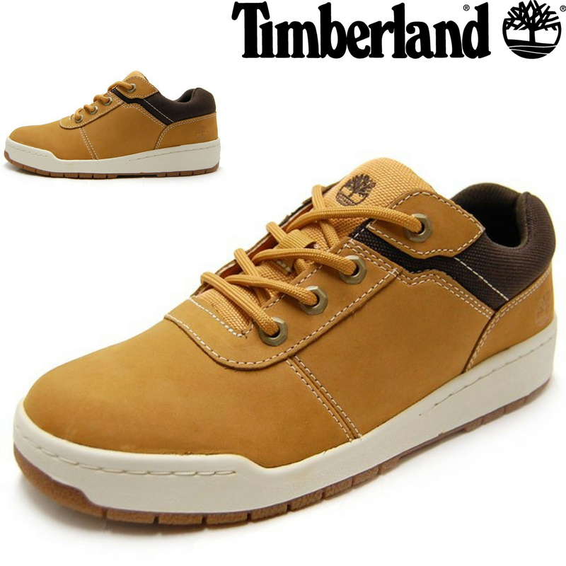 3fbc65939dab h m s Remaining. TIMBERLAND Men s Raystown Wheat Nubuck Leather Shoes  Sneakers