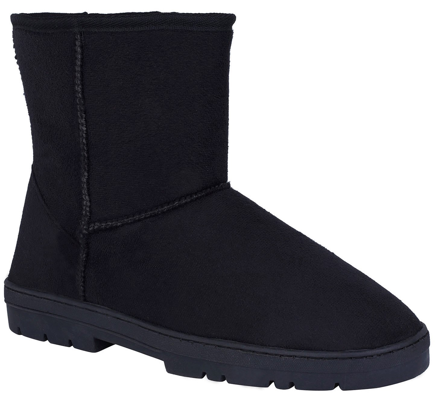 6d25c2069d7 WOODLANDS Forbes Mid Boots Classic Warm Winter Shoes Slippers Moccasins Non  Slip