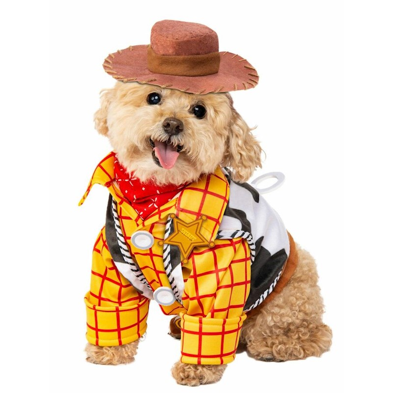 d2b82cc292f Rubie's Toy Story Woody Pet Costume
