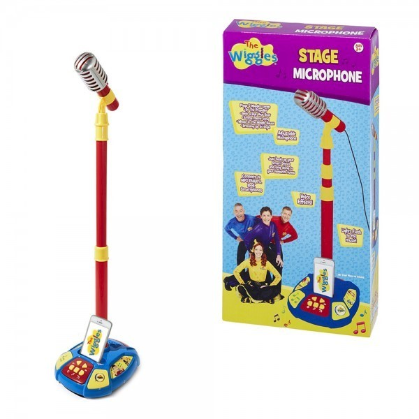 The Wiggles Emma's Stage Microphone