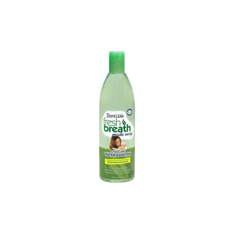 Tropiclean Water Additive for Cats 473ml