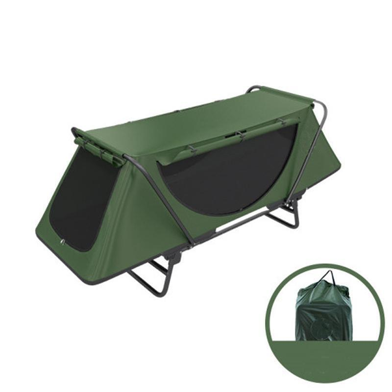 Camping Beds For Tents >> 1-2 Person Automatic Smart Tent Waterproof Folding Camping