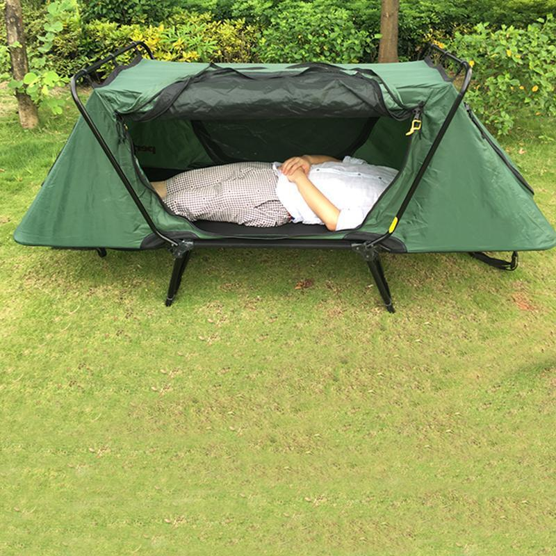h m s Remaining & 1-2 Person Automatic Smart Tent Waterproof Folding Camping Bed Tent ...