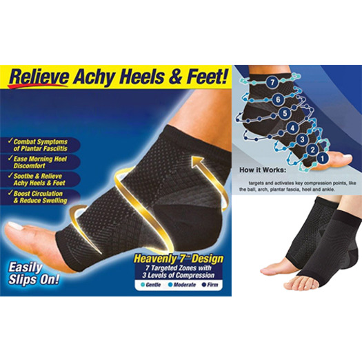 7dfedfc48c < Back to Foot Care. h m s Remaining. 2 Pairs of Anti Fatigue Compression  Socks