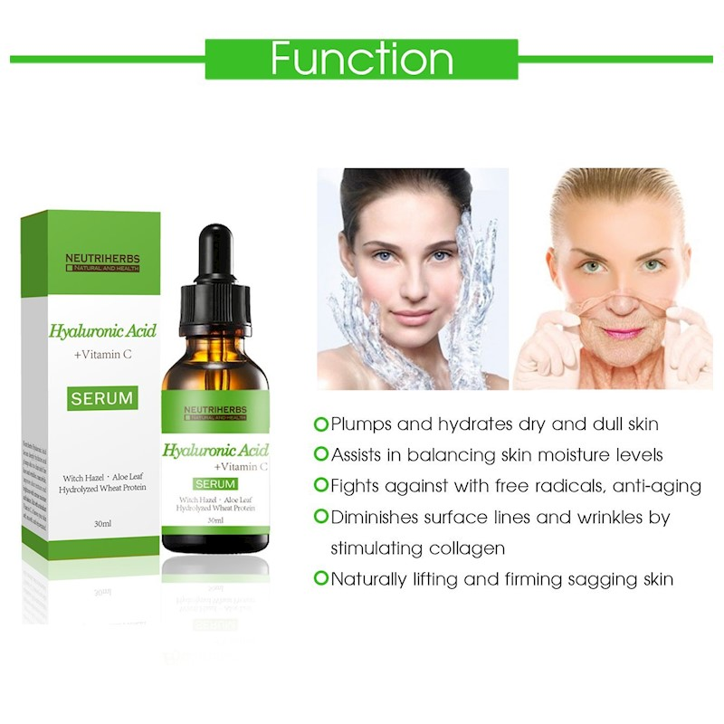 e7e7d7fc092 h m s Remaining. 3pk Neutriherbs Facial Serum- Vit C Serum, Hyaluronic Acid  Serum & Retinol Serum