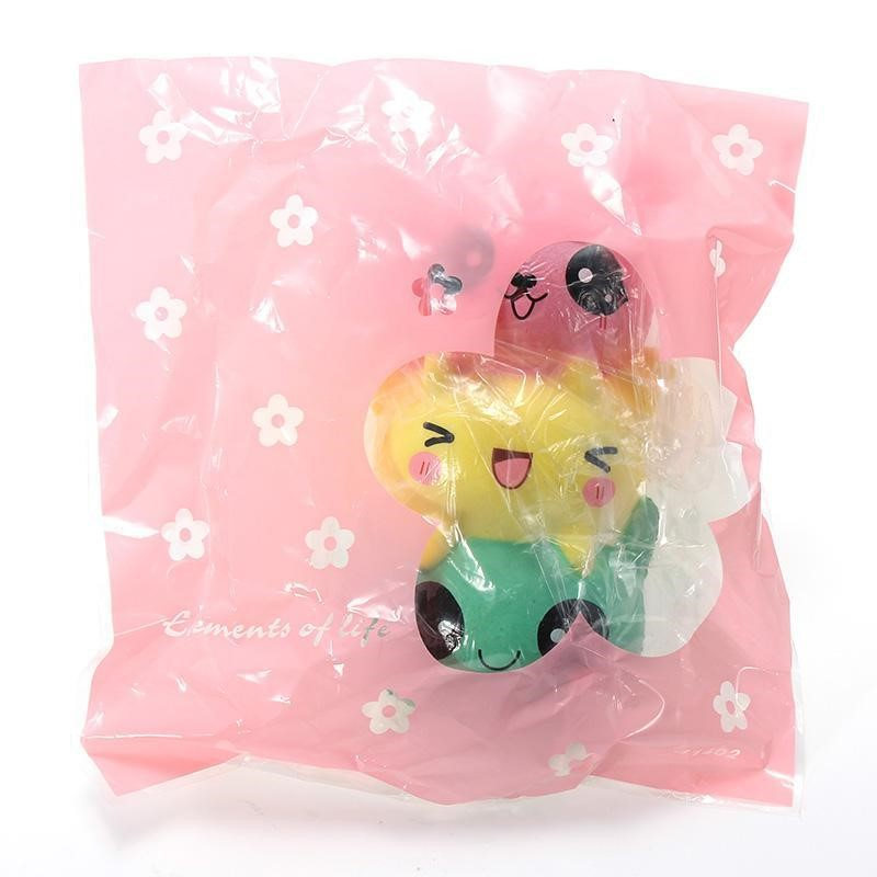 YunXin Squishy Cat Kitten 14cm Sweet Soft Slow Rising With Packaging Collection