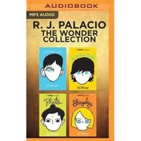 R. J. Palacio - The Wonder Collection : Wonder, the Julian Chapter, Pluto, Shingaling