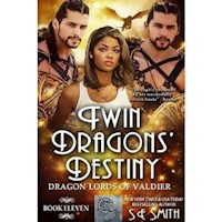 Twin Dragons' Destiny : Dragon Lords of Valdier Book 11