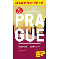 Marco Polo Pocket Guide Prague : Travel with Insider Tips