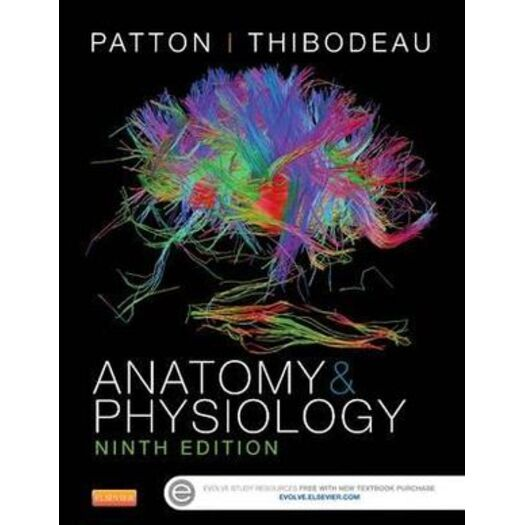 Anatomy & Physiology (includes A&P Online course) : 9th Edition ...
