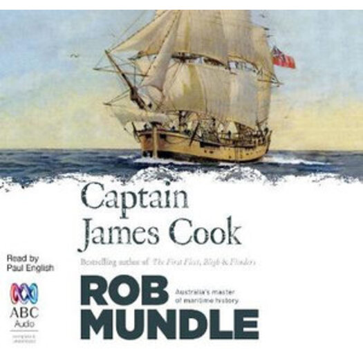 Captain James Cook : 13 Audio CDs Included