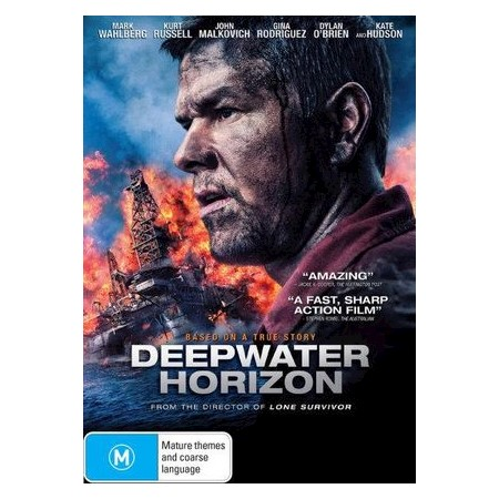 Deepwater Horizon : Based on a true story