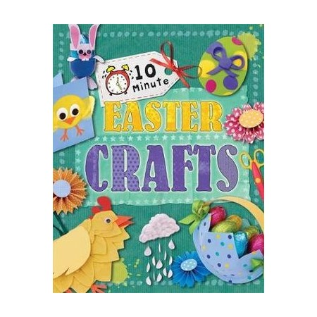 Easter 10 Minute Craft Book 6 Buy Young Adults Kids Books