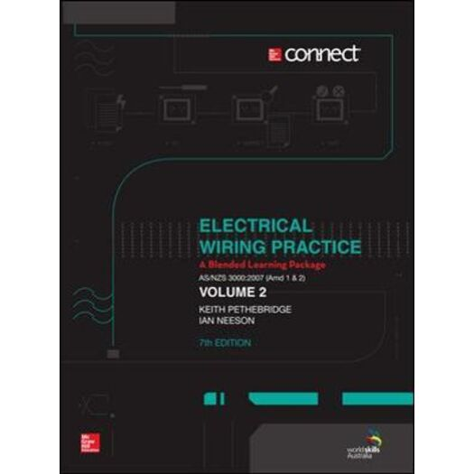 Strange Electrical Wiring Vol 2 Blended Learning Package Book Plus Connect Wiring Digital Resources Anistprontobusorg