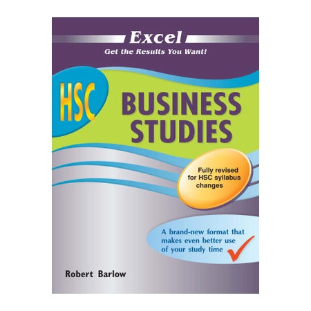 Excel HSC Business Studies : Study Guide