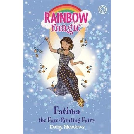 Fatima the Face-Painting Fairy : Rainbow Magic : Funfair Fairies : Book 2