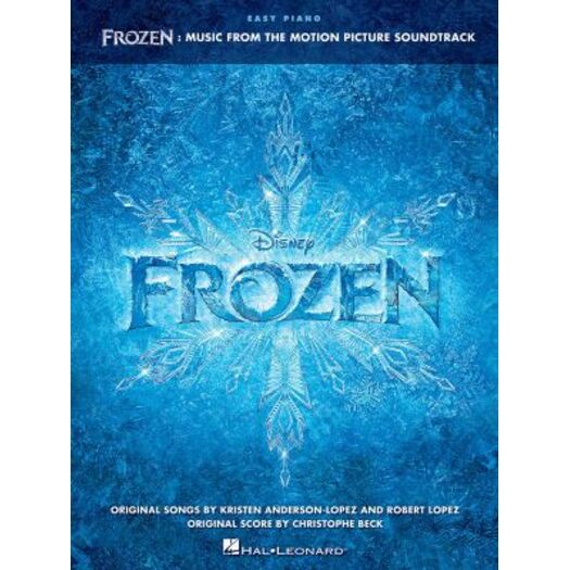 Frozen : Music From The Motion Picture Soundtrack - Easy Piano