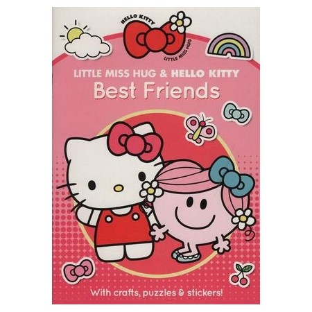 e0a45d013 Little Miss Hug and Hello Kitty Best Friends | Buy Young Adults ...