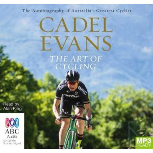 The Art Of Cycling (MP3) : 1 MP3 Audio MP3 CD included